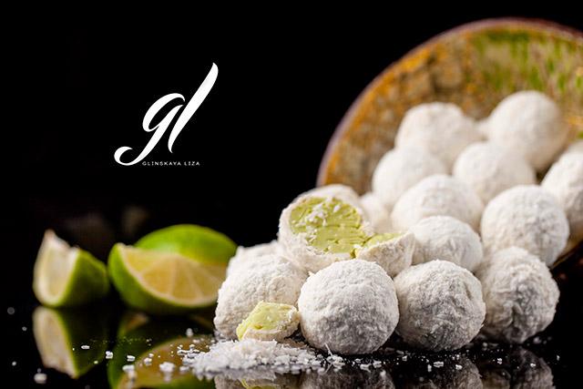 кокос, рецепты с кокосом, украшение десертов