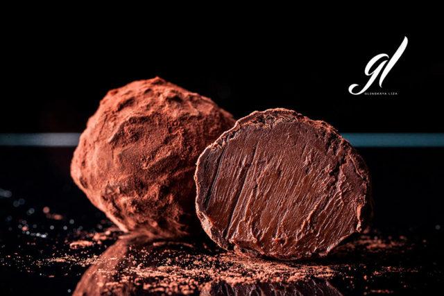 кондитерское искусство, шоколад, три шоколада рецепт, ганаш, шоколадный ганаш, трюфель, черный лес, фондан, фондан шоколадный, от простого к сложному