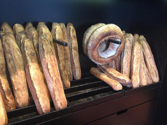 пирожные и хлеб, французская кондитерская, кондитерские Парижа